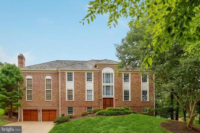 Fairfax County Single Family Home For Sale: 6105 Still Water Way