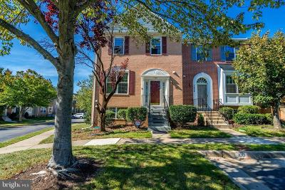 Alexandria Townhouse For Sale: 7496 Digby Green