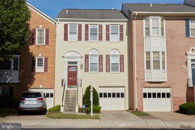 Vienna Townhouse For Sale: 2028 Gallows Tree Court