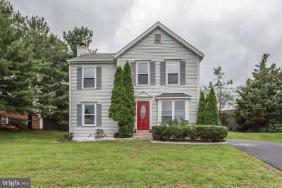 Chantilly VA Single Family Home For Sale: $529,900