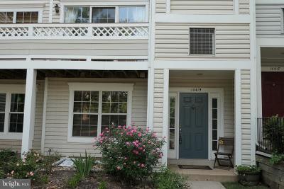 Centreville Rental For Rent: 14415 Fallscliff Lane #15