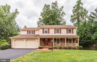 Fairfax County Single Family Home For Sale: 7915 Foxhound Road