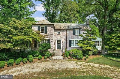 McLean Single Family Home For Sale: 6000 Chesterbrook Road