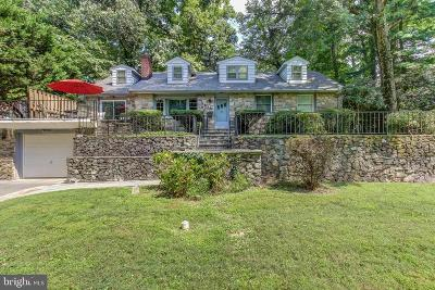 Annandale Single Family Home For Sale: 8512 Forest Street