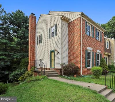 Burke Townhouse For Sale: 9934 Whitewater Drive