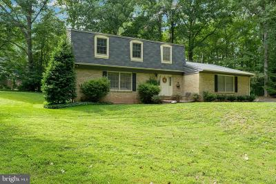 Fairfax Station Single Family Home For Sale: 6324 Colchester Road