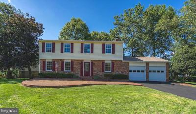 Centreville Single Family Home For Sale: 5718 Barrymore Road
