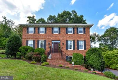 Alexandria Single Family Home For Sale: 1904 Belle Haven Road