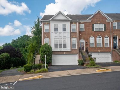 Alexandria Townhouse For Sale: 5780 Governors Pond Circle