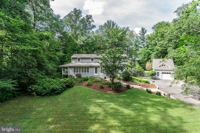 Falls Church Single Family Home For Sale: 6655 Van Winkle Drive