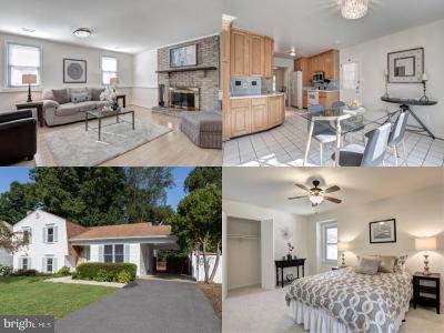 Fairfax County Single Family Home For Sale: 5775 Heming Avenue