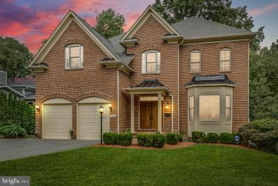 McLean Single Family Home For Sale: 7206 Thrasher Road