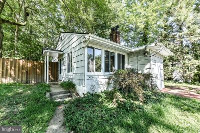 Falls Church Rental For Rent: 3036 Manor Road