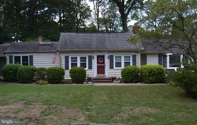 Fairfax County Single Family Home For Sale: 2718 Pioneer Lane
