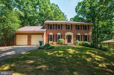 Fairfax Single Family Home For Sale: 4327 Olley Lane