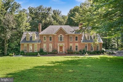 Great Falls VA Single Family Home For Sale: $1,699,000