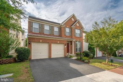 Lorton Single Family Home Under Contract: 9948 E Hill Drive