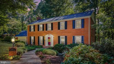 McLean Single Family Home For Sale: 1017 Gelston Circle