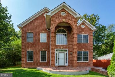 Falls Church Single Family Home For Sale: 3218 Dashiell Road