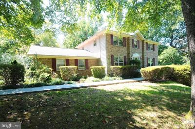 Fairfax Single Family Home For Sale: 11107 Braddock Road
