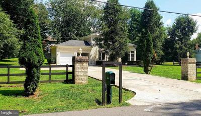 Fairfax Single Family Home For Sale: 6109 Colchester Road