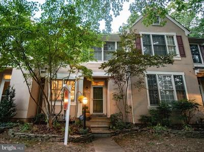 Reston Townhouse For Sale: 11268 Fairwind Way