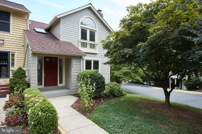 Reston Townhouse For Sale: 11117 Watermans Drive