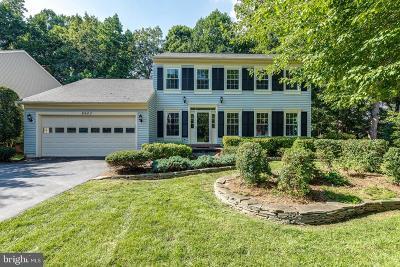 Fairfax Station Single Family Home For Sale: 9602 Burnt Oak Drive