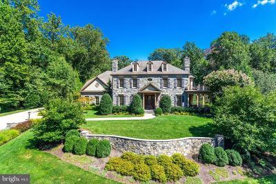 Oakton Single Family Home For Sale: 2479 Oakton Hills Drive