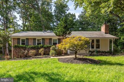Vienna Single Family Home For Sale: 306 Broadleaf Drive NE