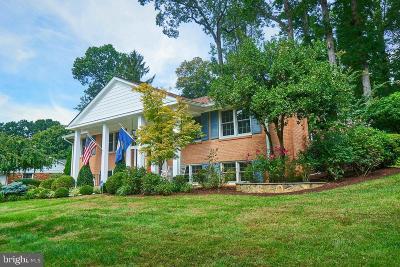 McLean Single Family Home For Sale: 7922 Falstaff Road