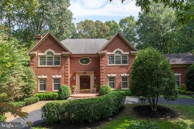 McLean Single Family Home For Sale: 8702 Old Dominion Drive