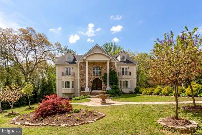 Fairfax County Single Family Home For Sale: 8323 Robey Avenue