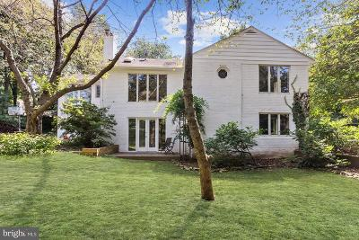 Fairfax Single Family Home For Sale: 11609 Valley Road