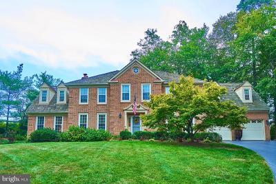 Fairfax Single Family Home For Sale: 10800 Fieldwood Drive