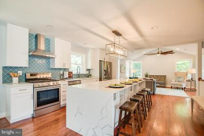 Falls Church Single Family Home For Sale: 6018 Munson Hill Road