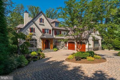 Fairfax County Single Family Home For Sale: 2114 Virginia Avenue