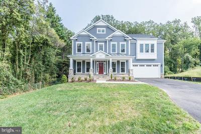 Fairfax County Single Family Home For Sale: 4507 Carrico Drive