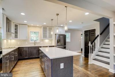 Falls Church Single Family Home For Sale: 7230 Arthur Drive