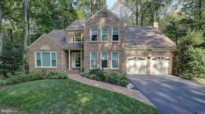 Fairfax Station Single Family Home For Sale: 6823 Brimstone Lane