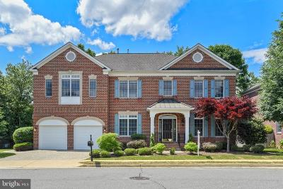 Vienna Single Family Home For Sale: 8264 Trailwood Court