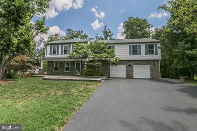 Fairfax Single Family Home For Sale: 5503 Hampton Forest Way