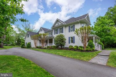 McLean Single Family Home For Sale: 940 Peacock Station Road