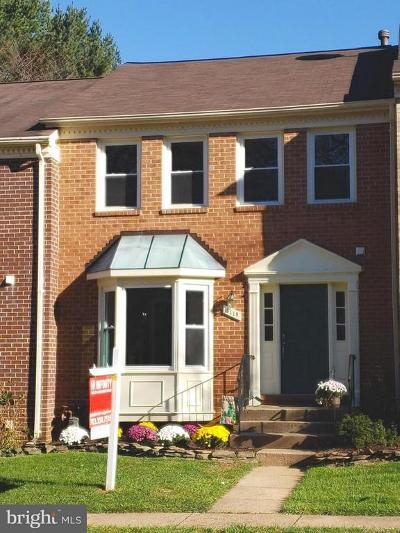 Annandale Townhouse For Sale: 5119 Kenside Court