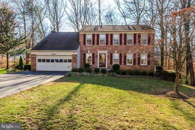 Fairfax VA Single Family Home For Sale: $769,900