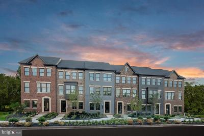 Herndon Townhouse For Sale: 13226 Lake Waterview Way