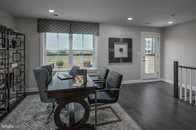 Herndon, Reston Townhouse For Sale: 13224 Lake Waterview Way