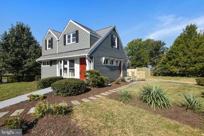 Alexandria Single Family Home For Sale: 6730 Williams Drive