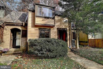 Reston Townhouse For Sale: 1556 Scandia Circle