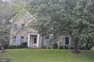 Springfield Rental For Rent: 6214 Cardinal Brook Court